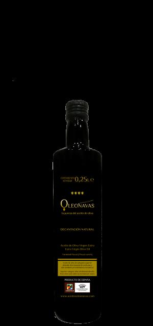 Caja de 20 botellas de 250 ml | Aceite de Oliva Virgen Extra