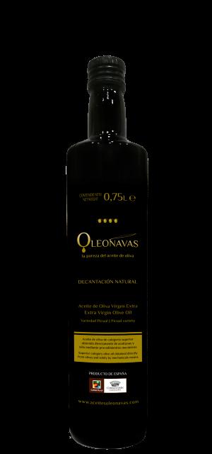 Caja de 12 botellas de 750 ml | Aceite de Oliva Virgen Extra